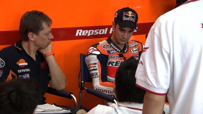 Grid bunches closer as Pedrosa leads Sepang day two