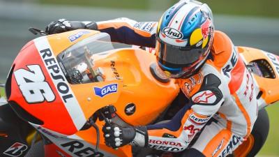 Le team Repsol Honda poursuit sa progression en Malaisie