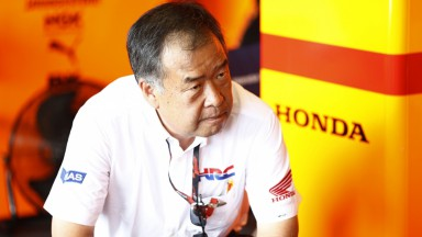 "Nakamoto fala do teste da Honda e do ""production racer"""