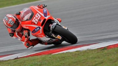 Difficult start for Ducati in Malaysia