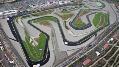 Moto2™ e Moto3™ pronti per Valencia