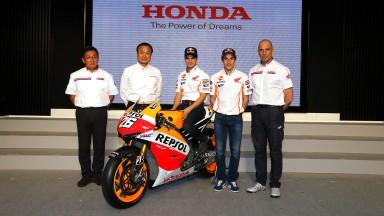 ホンダ、2013年モータースポーツ活動を発表
