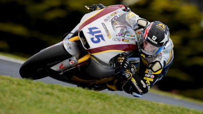 Marc VDS gears up for Valencia test