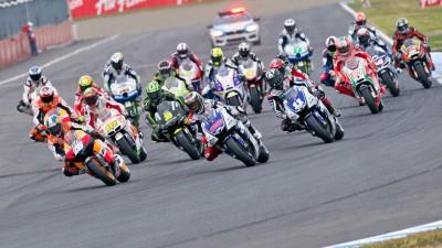 2013年MotoGP™クラス暫定エントリーリスト