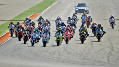 2013年Moto2™クラス暫定エントリーリスト