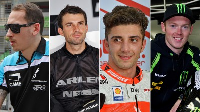 As novas caras do MotoGP™ em 2013