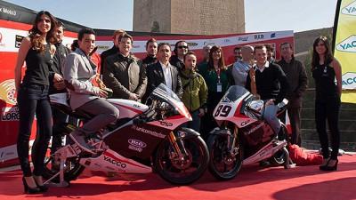 El equipo CIP Moto3 presentó su proyecto 2013 en Lorca