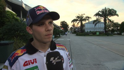 Bradl to keep final day focus on race pace