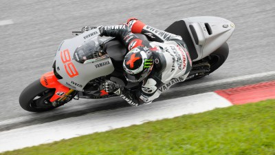 Lorenzo heads penultimate pre-season MotoGP™ test