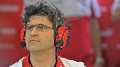 Filippo Preziosi quitte Ducati pour des raisons de santé