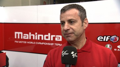 Mahindra: MotoGP™ als langfristiges Ziel
