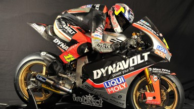 Cortese and Dynavolt Intact GP present 2013 bike