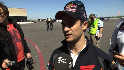 """Pedrosa: """"A new and very different circuit"""""""