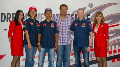 Khairuddin unveils 2013 plans in Malaysia