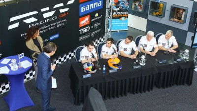 RW Racing GP launches in Netherlands