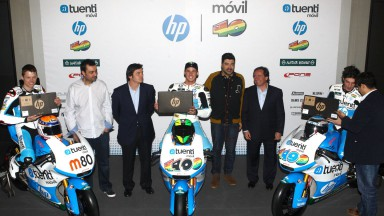 Tuenti HP 40 launches bike for 2013