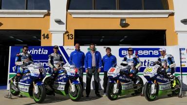 Avintia Racing présente ses teams CRT et Moto2™