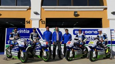 Avintia Racing apresenta pilotos de 2013 em Espanha