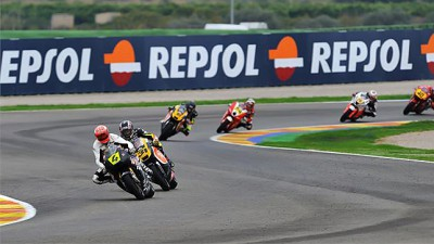CEV Repsol continues promoting young talents