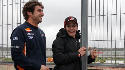 S.エルナンデェス、マルケスのレースエンジニアがCOTAテストを総括