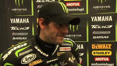 "Crutchlow: ""Honda package currently stronger"""