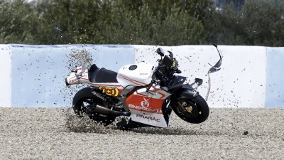 プラマック・レーシングのイアンノーネが最終日にドゥカティ勢最高位に浮上、スピースはリスクを回避して走行をキャンセル