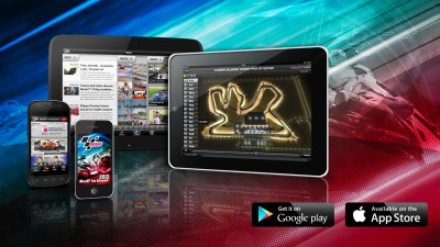 Discover 2013 MotoGP™ Live Experience App