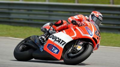In Qatar per scoprire il potenziale Ducati