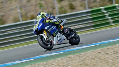 """Rossi: """"Mi objetivo en Qatar es el podio"""""""