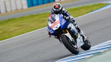 Yamaha peilt mit Lorenzo und Rossi starken Start in die Saison an
