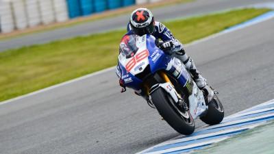 Yamaha Factory Racing apostada em forte início