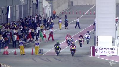 Le MotoGP™ étrenne son nouveau format de qualifications au Qatar