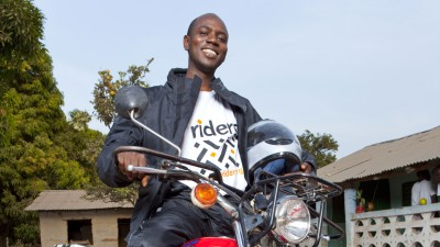 Riders for Health, Bridgestone team up for Africa