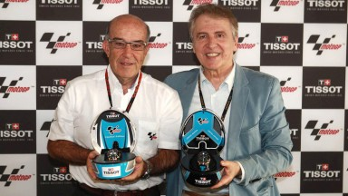 MotoGP™ engines fired-up to new Tissot chronographs