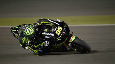 Crutchlow apunta al podio, Smith sigue creciendo