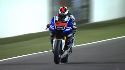 Lorenzo logra la pole en la trepidante Q2 de Qatar