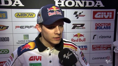 Bradl rectifies issue with front end