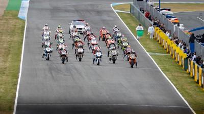 Honda, motoriste officiel du Moto2™ jusqu'en 2015
