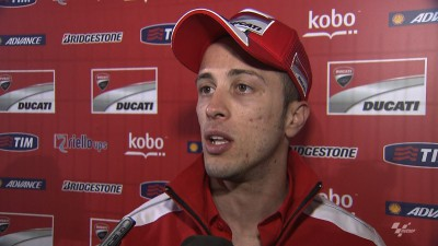 Ducati Team riders accept 'the reality'