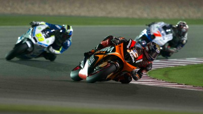 Edwards and Corti both hit trouble in Qatar