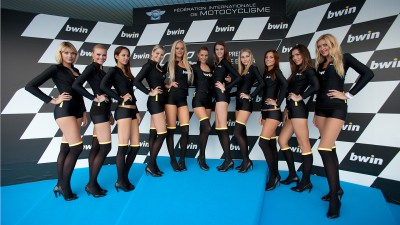 Grid Girls God Talent  - ¡Vota a las chicas del podio en Jerez!