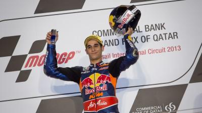 L.サロンがスペイン選手権王者の後輩ライダーたちを一蹴