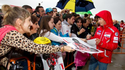 Visit the Jerez MotoGP™ Paddock with Riders for Health
