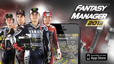 Win official MotoGP™ prizes with Fantasy Manager 2013