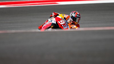 Marquez fastest in opening Texas practice