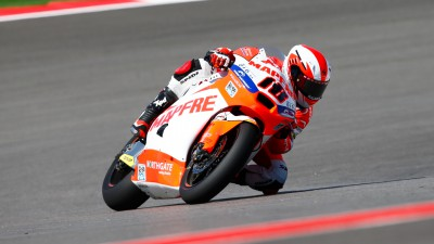 Terol leads morning practice in Austin