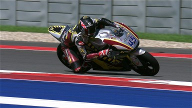 Redding domina le fp2 in Texas