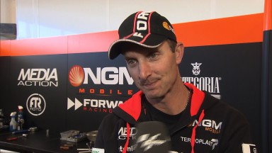 Edwards forced to retrace steps on Friday