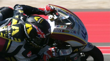 Redding conquista primeira pole no Texas