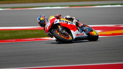 Hanika battles to win in Round 2 of Red Bull MotoGP Rookies Cup